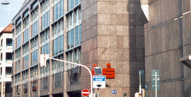 Sparkasse Mannheim Innenstadt