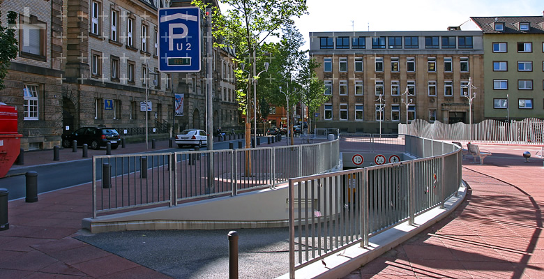 Tiefgarage Mannheim
